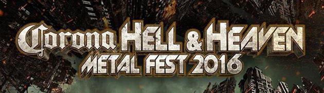 Fase 3 para el #CHH16 – Hell & Heaven 2016