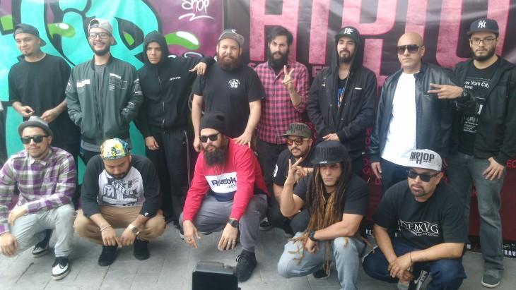 Llega el Hip-Hop Soundfest 2016