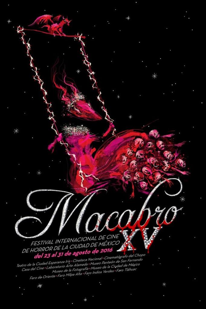 Macabro FLyer
