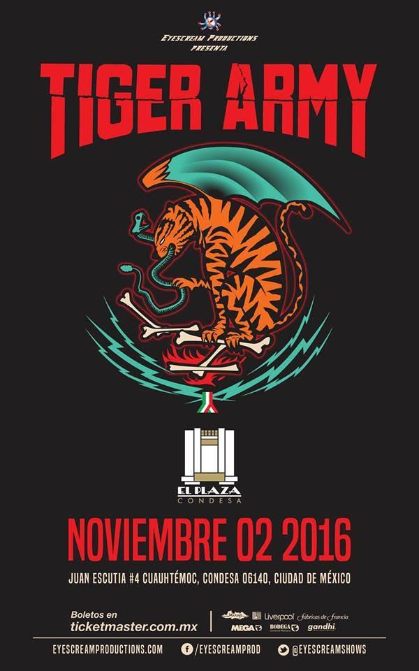 02 noviembre Tiger