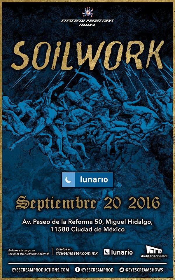 20 Septiembre Soilwork