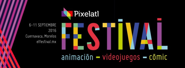 La creatividad se reunirá en Morelos en el Festival Pixelatl
