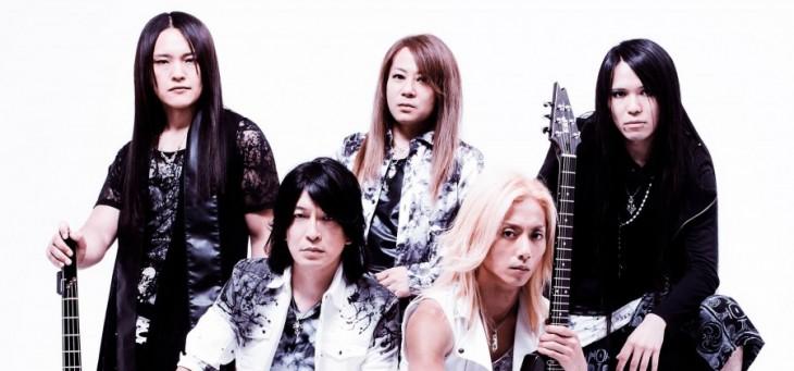 Power metal japonés con Galneryus