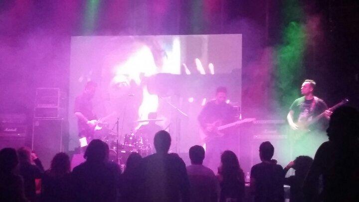 Se vivió el Rock & Patria en Sala Corona.