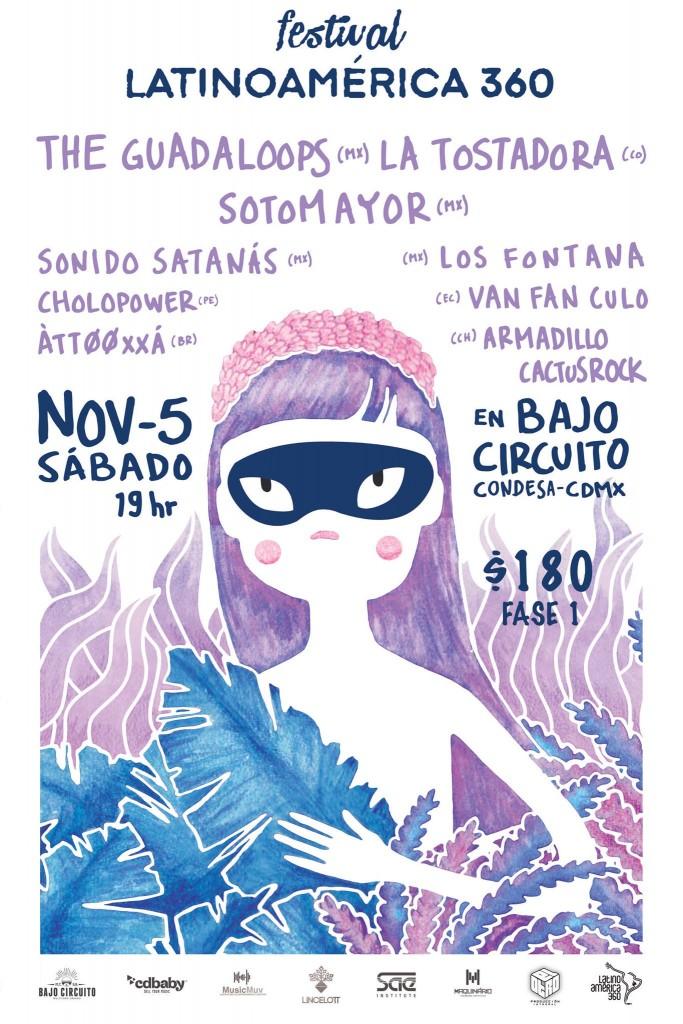 Festival Latinoamérica 360 - 2016