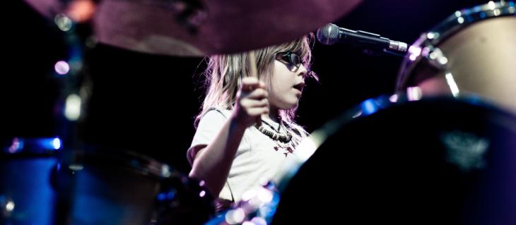 School of Rock Fest en el Foro Indie Rocks.
