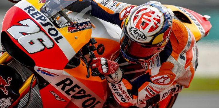 Márquez y Pedrosa listos para comenzar la temporada 2017 de MotoGP.