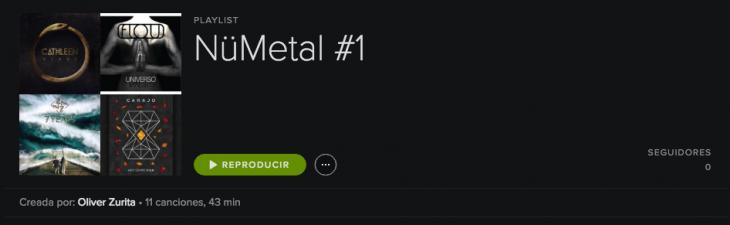 NüMetalSpace Playlists #1