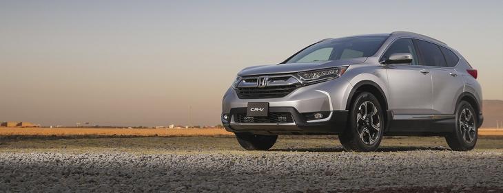 Honda presenta su nueva  SUV CR-V