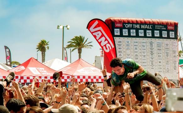 Vans Warped Tour llegará a México.