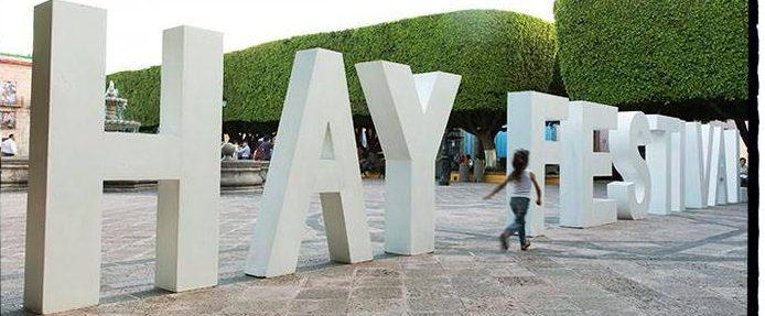 Firman convenio de colaboración Hay Festival y municipio de Querétaro