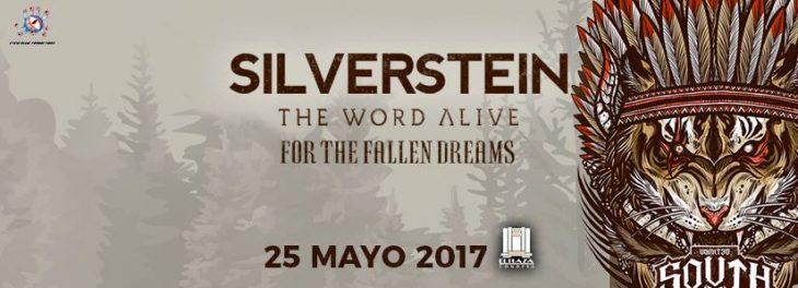 Silverstein en El Plaza
