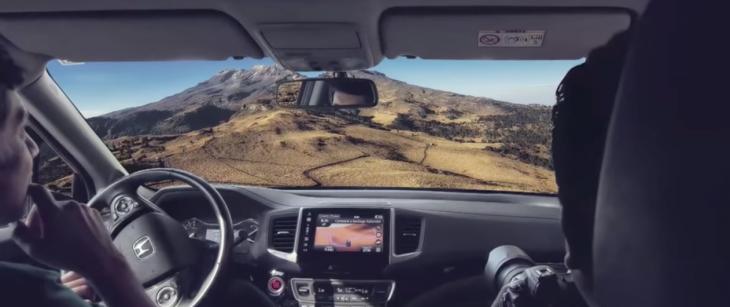 Honda y Acura llevaron a cabo su primera participación en La Ruta con la organización Lo Hecho en México