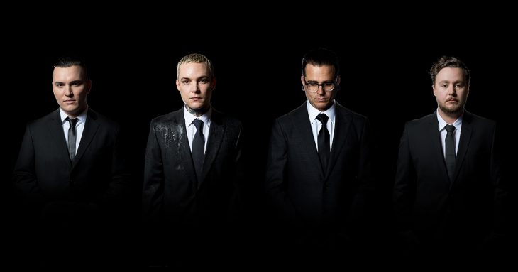 The Amity Affliction  se presentará en la CDMX