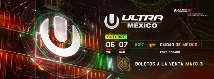 ¡Ultra Music Festival en México!