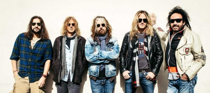 The Dead Daisies en El Plaza.