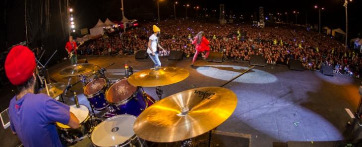 Mesas de debate y talleres del Festival Rock Al Parque