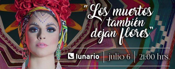 """Leiden presenta su álbum """"Los Muertos También Dejan Flores"""" en el Lunario"""
