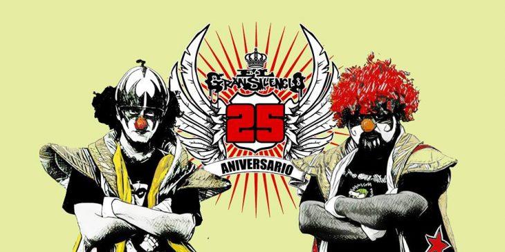 25 años de El Gran Silencio amerita un gran festejo.