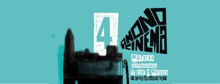 Phono-Cinema anuncia su cuarta edición.