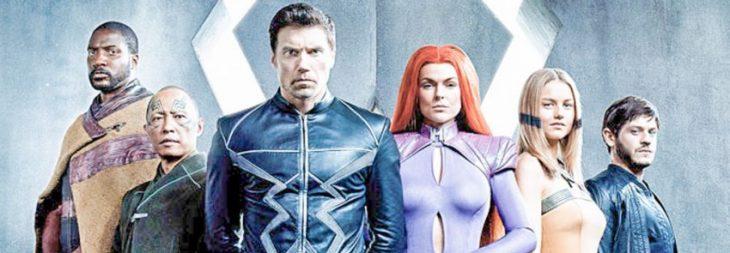 Inhumans, la superproducción de Marvel llegará a Cinépolis