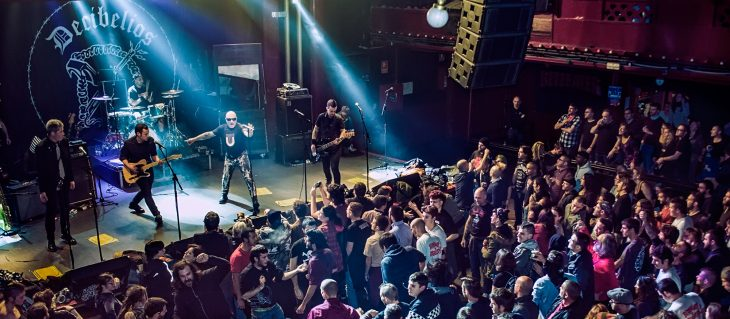 Decibelios se presentará en el Non Stop Ska! Music Festival