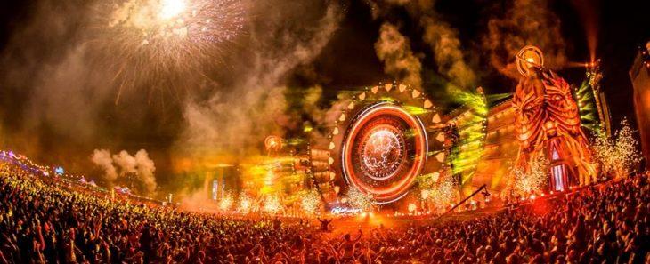El Electric Daisy Carnival (EDC) México publica fecha para su quinta edición.