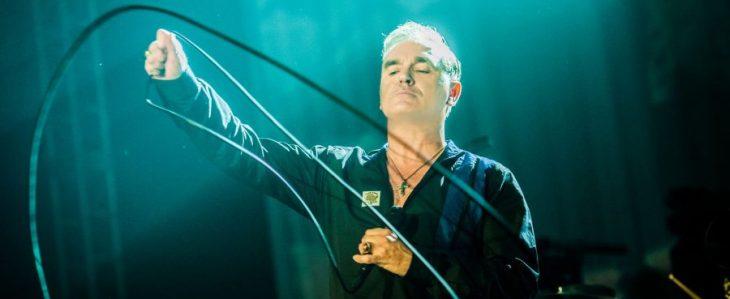 Morrissey regresa con nuevo disco – 'Low in High-School'