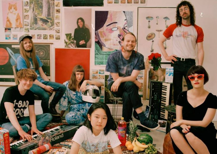 Superorganism presenta 'Something For Your M.I.N.D.'