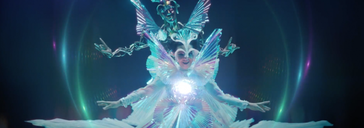 Björk Regresa con video para Nuevo sencillo The Gate