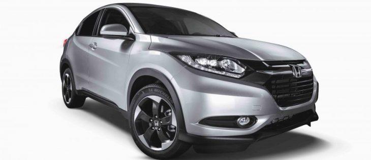 Honda presenta su nueva HR-V 2018 con  una nueva versión Touring.