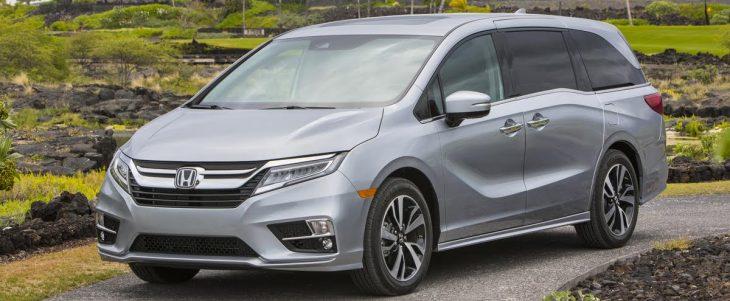 Honda Odyssey 2018 logra las máximas calificaciones de seguridad de la IIHS y NHTSA