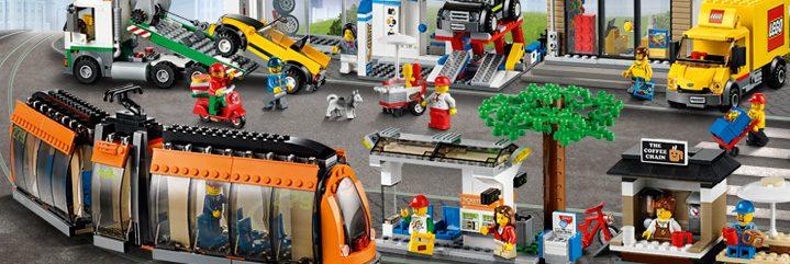 La empresa Lego dona juguetes a los menores afectados por el sismo.