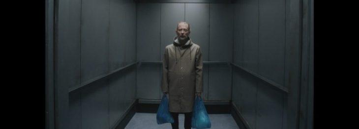 En el ascensor con Radiohead.