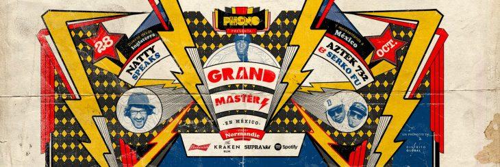 Grandmaster Flash, el científico de las tornamesas.