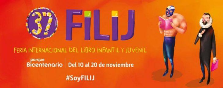 Feria Internacional del Libro Infantil y Juvenil.