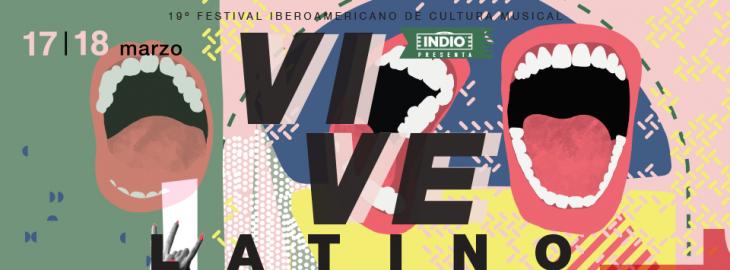 ¡Tenemos cartel del Vive Latino 2018!