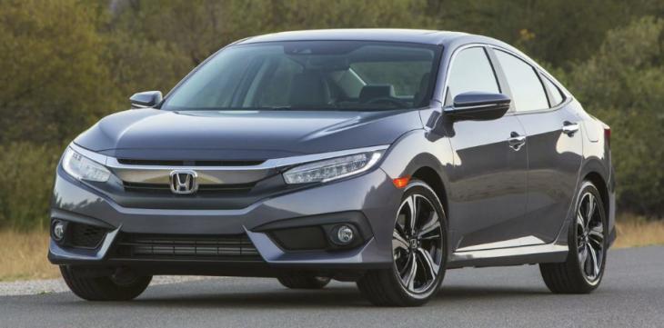Honda Civic y Accord hacen el 1 – 2 en Estados Unidos