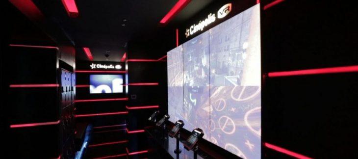 Cinépolis introduce la experiencia de realidad virtual