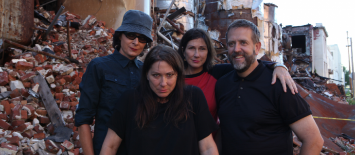 The Breeders Anuncia nuevo álbum All Nerve