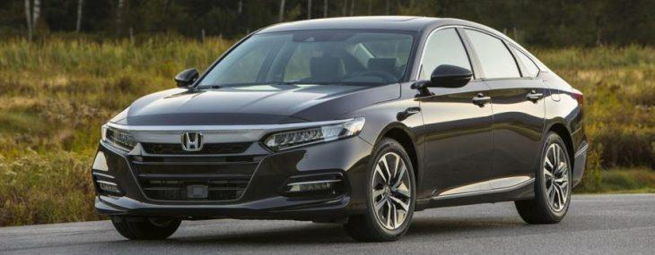 Presentan nuevo Honda Accord Hybrid 2018 en E.U., el nuevo referente de los híbridos medianos